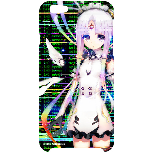 凍京NECRO<トウキョウ・ネクロ>/凍京NECRO<トウキョウ・ネクロ>/Substance-Concept iPhoneカバー/6・6s用