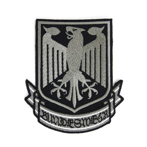 マブラヴ/シュヴァルツェスマーケン/西ドイツ軍脱着式ワッペン