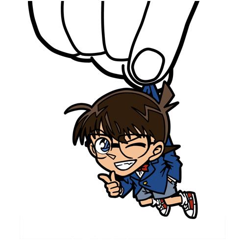 名探偵コナン/名探偵コナン/江戸川コナン つままれキーホルダー