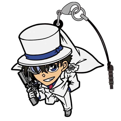 名探偵コナン/名探偵コナン/怪盗キッド つままれストラップ
