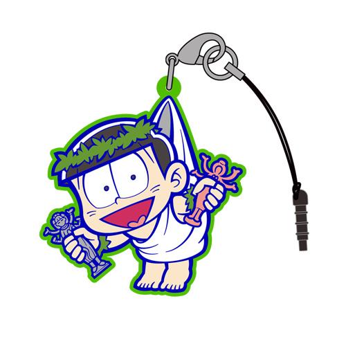 おそ松さん/おそ松さん/チョロ松つままれストラップ デリバリーコントVer.