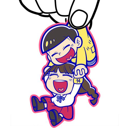 おそ松さん/おそ松さん/恋する十四松つままれキーホルダー