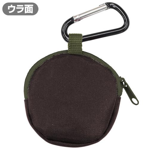 ガンダム/機動戦士ガンダム/ジオン軍 迷彩コインケース
