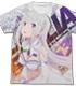 エミリア フルグラフィックTシャツ