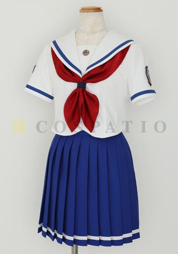 ハイスクール・フリート/ハイスクール・フリート/横須賀女子海洋学校制服 ジャケットセット
