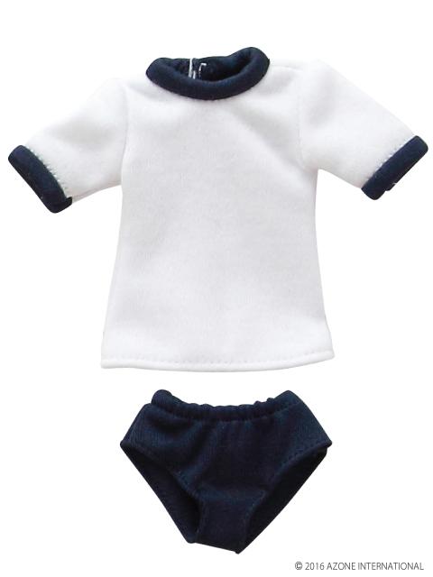 AZONE/Pureneemo Original Costume/POC379【1/6サイズドール用】PNS体操着セット
