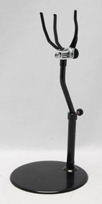 CUTIES/CUTIES/42cmドール用金属製スタンド サドルタイプ