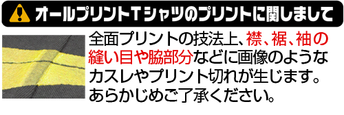 Fate/Fate/Grand Order/ノッブぐだぐだ本能寺オールプリントTシャツ