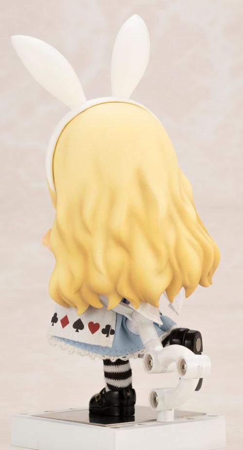 キューポッシュ/キューポッシュフレンズ/キューポッシュフレンズ アリス-Alice- PVC塗装済み可動フィギュア