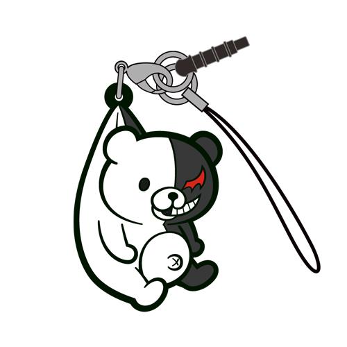 ダンガンロンパ/ダンガンロンパ3 -The End of 希望ヶ峰学園-/モノクマつままれストラップVer.2.0
