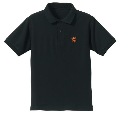 甲鉄城のカバネリ/甲鉄城のカバネリ/カバネ刺繍ポロシャツ
