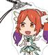 ファンタシースター/ファンタシースターオンライン2 ジ アニメーション/クーナ エンドイラスト クリーナークロス