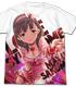 恋愛シンドローム 佐久間まゆフルグラフィックTシャツ