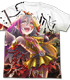 絶叫ヴァンパイア 星輝子フルグラフィックTシャツ