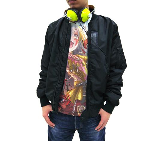 THE IDOLM@STER/アイドルマスター シンデレラガールズ/絶叫ヴァンパイア 星輝子フルグラフィックTシャツ