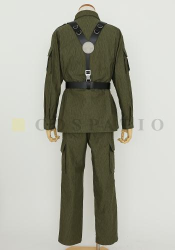 マブラヴ/シュヴァルツェスマーケン/第666戦術機中隊黒の宣告 BDU ベルトセット