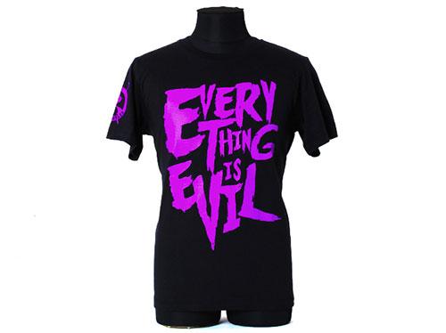 新日本プロレスリング/新日本プロレスリング/EVIL×L・I・J 「Everything is EVIL」Tシャツ