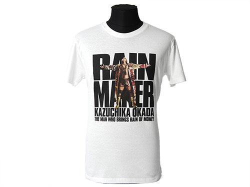 新日本プロレスリング/新日本プロレスリング/オカダ・カズチカ「KORM」Tシャツ