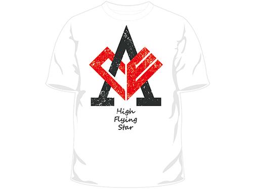 新日本プロレスリング/新日本プロレスリング/棚橋弘至「ACE IS BACK」Tシャツ