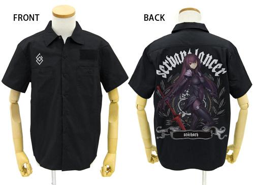 Fate/Fate/Grand Order/Fate/Grand Order スカサハ フルカラーワークシャツ