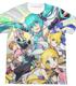 ★限定★マジカルミライ フルグラフィックTシャツ2016Ver.