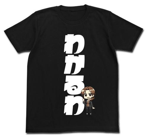 THE IDOLM@STER/アイドルマスター シンデレラガールズ/川島瑞樹わかるわTシャツ
