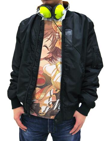 THE IDOLM@STER/アイドルマスター シンデレラガールズ/ステージオブマジック 本田未央フルグラフィックTシャツ