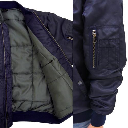ソニック・ザ・ヘッジホッグ/ソニック・ザ・ヘッジホッグ/ソニックMA-1ジャケット