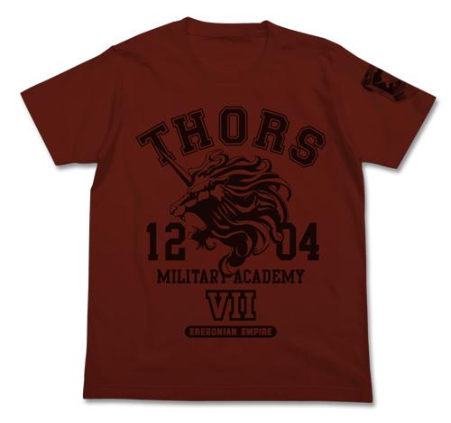 閃の軌跡/閃の軌跡/トールズ士官学院Tシャツ