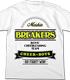 BREAKERSカレッジTシャツ