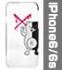 ダンガンロンパ/ダンガンロンパ3 -The End of 希望ヶ峰学園-/モノクマうぷぷiPhoneカバー/6・6s用