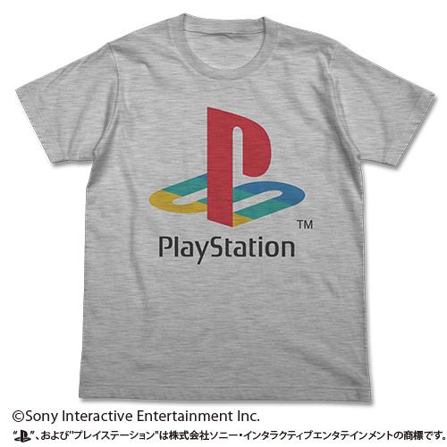 """プレイステーション/プレイステーション/Tシャツ/初代""""PlayStation"""""""