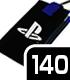 フルカラーモバイルポーチ140/プレイステーションファミリー..
