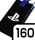 フルカラーモバイルポーチ160/プレイステーションファミリー...