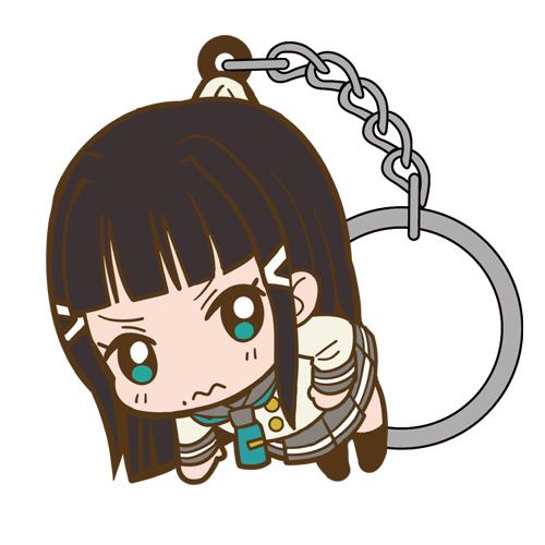 ラブライブ!/ラブライブ!サンシャイン!!/黒澤ダイヤつままれキーホルダー