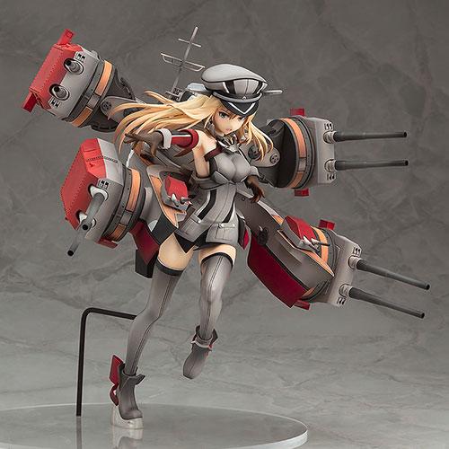 艦隊これくしょん -艦これ-/艦隊これくしょん -艦これ-/Bismarck(ビスマルク)改 1/8 ABS&PVC塗装済み完成品