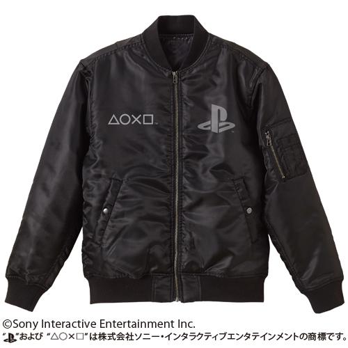 """プレイステーション/プレイステーション/MA-1/""""PlayStation"""""""