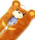 クマさん寝袋スマホポーチ