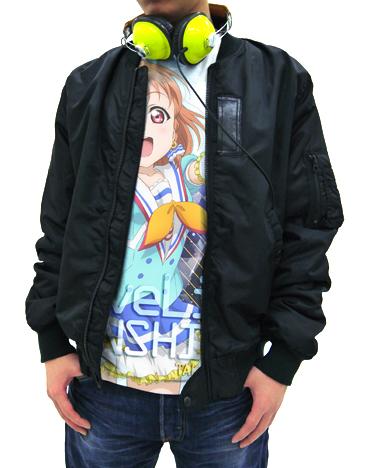 ラブライブ!/ラブライブ!サンシャイン!!/高海千歌フルグラフィックTシャツ