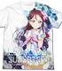 桜内梨子フルグラフィックTシャツ