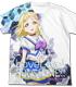 小原鞠莉フルグラフィックTシャツ