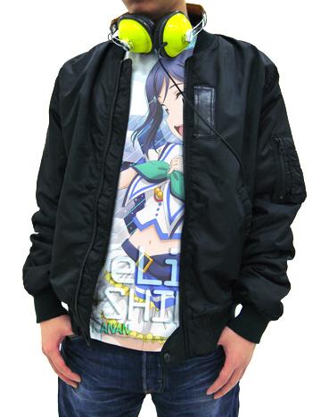 ラブライブ!/ラブライブ!サンシャイン!!/松浦果南フルグラフィックTシャツ
