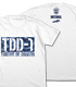 TDD-1迷彩ロゴTシャツ