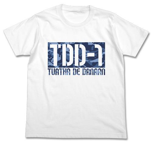 フルメタル・パニック!/フルメタル・パニック!/TDD-1迷彩ロゴTシャツ