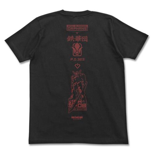 ガンダム/機動戦士ガンダム 鉄血のオルフェンズ/★海外限定★アジア限定 IRON BLOOD ICON Tシャツ