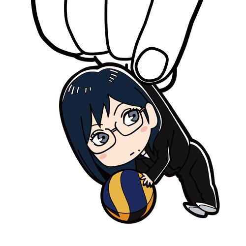 ハイキュー!!/ハイキュー!! 烏野高校 VS 白鳥沢学園高校/清水潔子つままれストラップ