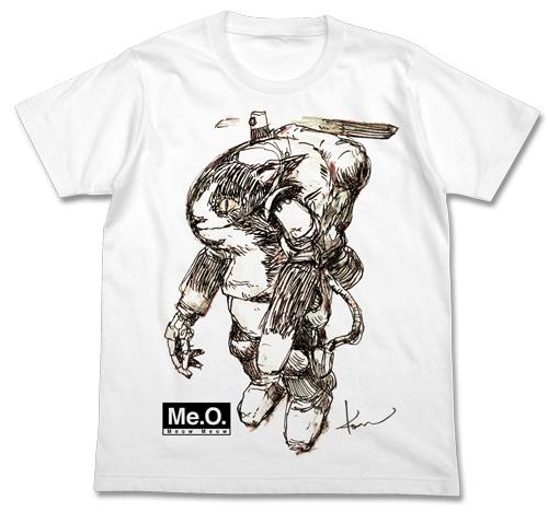 マシーネンクリーガー/マシーネンクリーガー/Meow Tシャツ