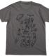 スネークアイ製品化計画図Tシャツ