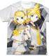 鏡音リン・レン V4X フルグラフィックTシャツ