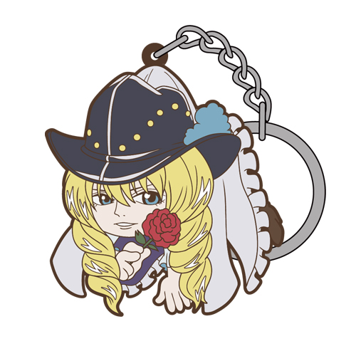 ONE PIECE/ワンピース/キャベンディッシュつままれキーホルダー